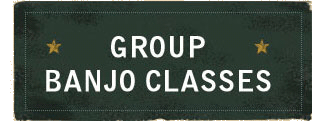 Banjo group classes and workshops