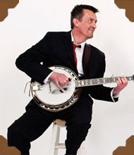 London banjo teacher Dick Smith